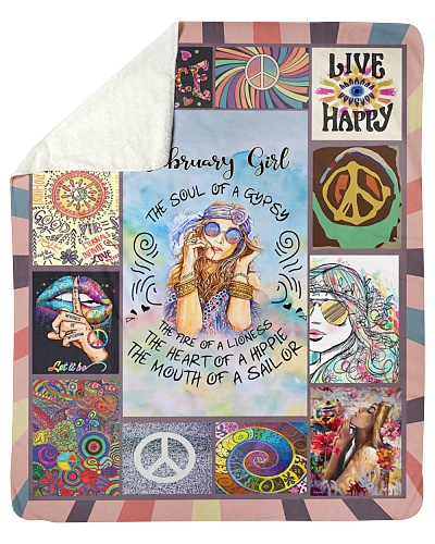FEBRUARY GIRL - THE SOUL OF A GYPSY