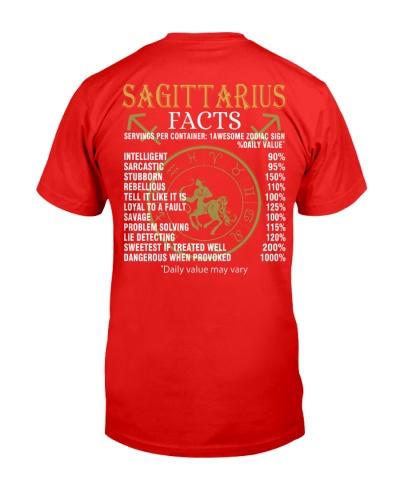 SAGITTARIUS FACTS