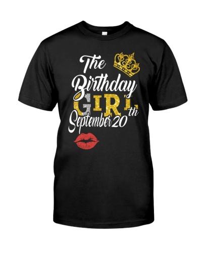 THE BIRTHDAY GIRL 20TH SEPTEMBER