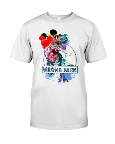 WRONG PARK - DINOSAUR