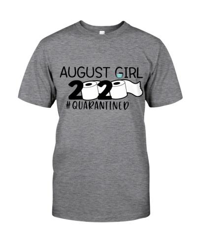 AUGUST GIRL 2020 QUARANTINED