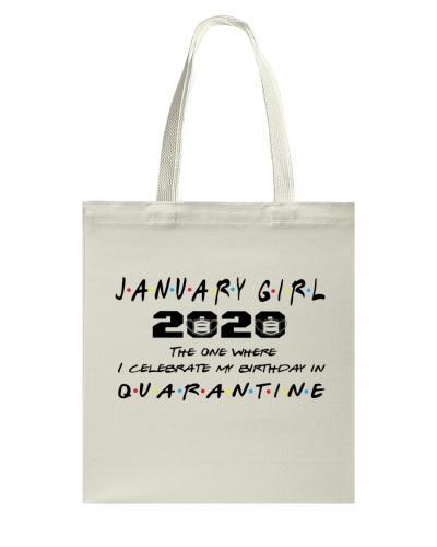 JANUARY GIRL 2020 CELEBRATE BIRTHDAY IN QUARANTINE