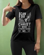 WARRIOR OF CHRIST Ladies T-Shirt apparel-ladies-t-shirt-lifestyle-front-10