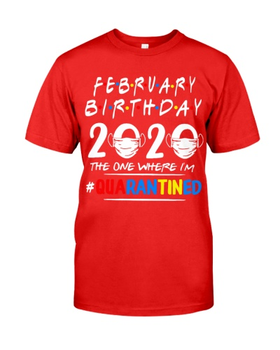 FEBRUARY BIRTHDAY 2020 THE ONE WHERE IM QUARANTINE