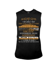 AUGUST GUYS AMAZING IN BED Sleeveless Tee thumbnail