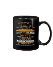 AUGUST GUYS AMAZING IN BED Mug thumbnail