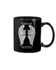 MY HUSBAND IS MY GUARDIAN ANGEL Mug thumbnail