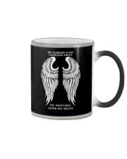 MY HUSBAND IS MY GUARDIAN ANGEL Color Changing Mug thumbnail
