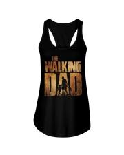 THE WALKING DAD Ladies Flowy Tank thumbnail