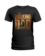 THE WALKING DAD Ladies T-Shirt thumbnail