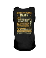 LEGENDS ARE BORN IN MARCH Unisex Tank thumbnail