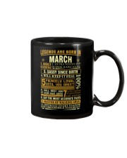 LEGENDS ARE BORN IN MARCH Mug thumbnail