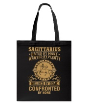 SAGITTARIUS - HATED BY MANY Tote Bag thumbnail