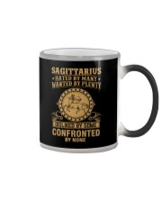 SAGITTARIUS - HATED BY MANY Color Changing Mug thumbnail