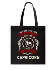 I AM A CAPRICORN - LIMITED EDITION Tote Bag thumbnail