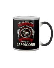 I AM A CAPRICORN - LIMITED EDITION Color Changing Mug thumbnail