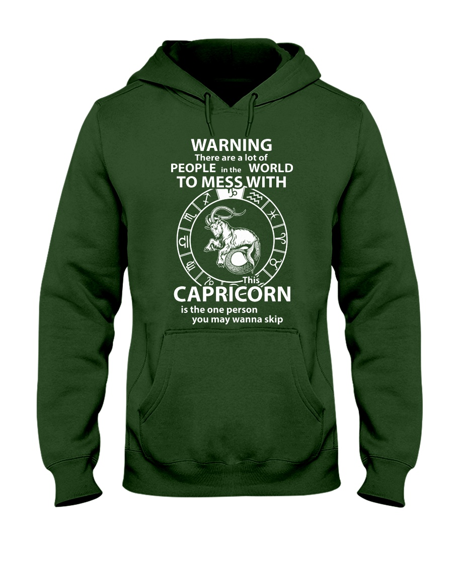 CAPRICORN - LIMITED EDITION Hooded Sweatshirt