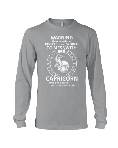 CAPRICORN - LIMITED EDITION