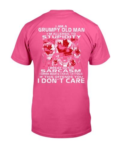 I AM A GRUMPY OLD MAN - CANADA