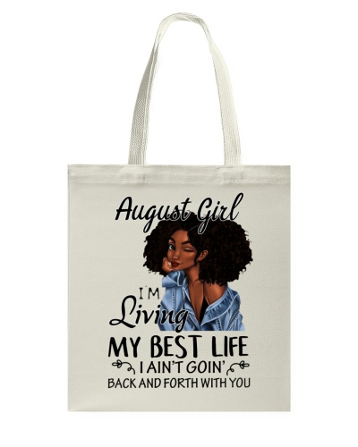 AUGUST GIRLS - IM LIVING MY BEST LIFE