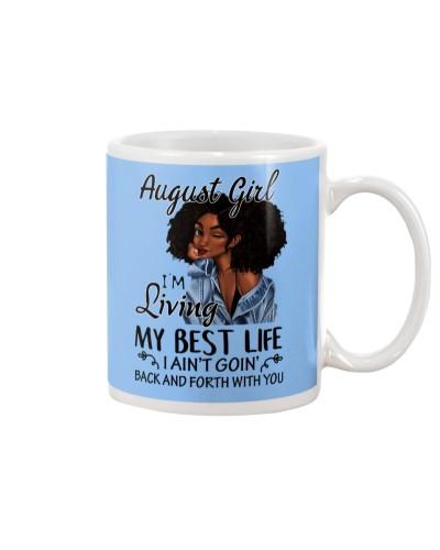 AUGUST GIRLS - IM LIVING MY BEST LIFE