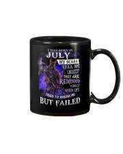 I WAS BORN IN JULY Mug thumbnail