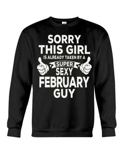 SUPER SEXY FEBRUARY GUY - LIMITED EDITION