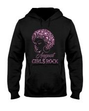 AUGUST GIRLS ROCK Hooded Sweatshirt thumbnail