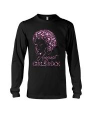 AUGUST GIRLS ROCK Long Sleeve Tee thumbnail