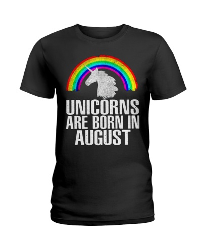 UNICORNS ARE BORN IN AUGUST