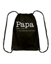 PAPA Drawstring Bag thumbnail