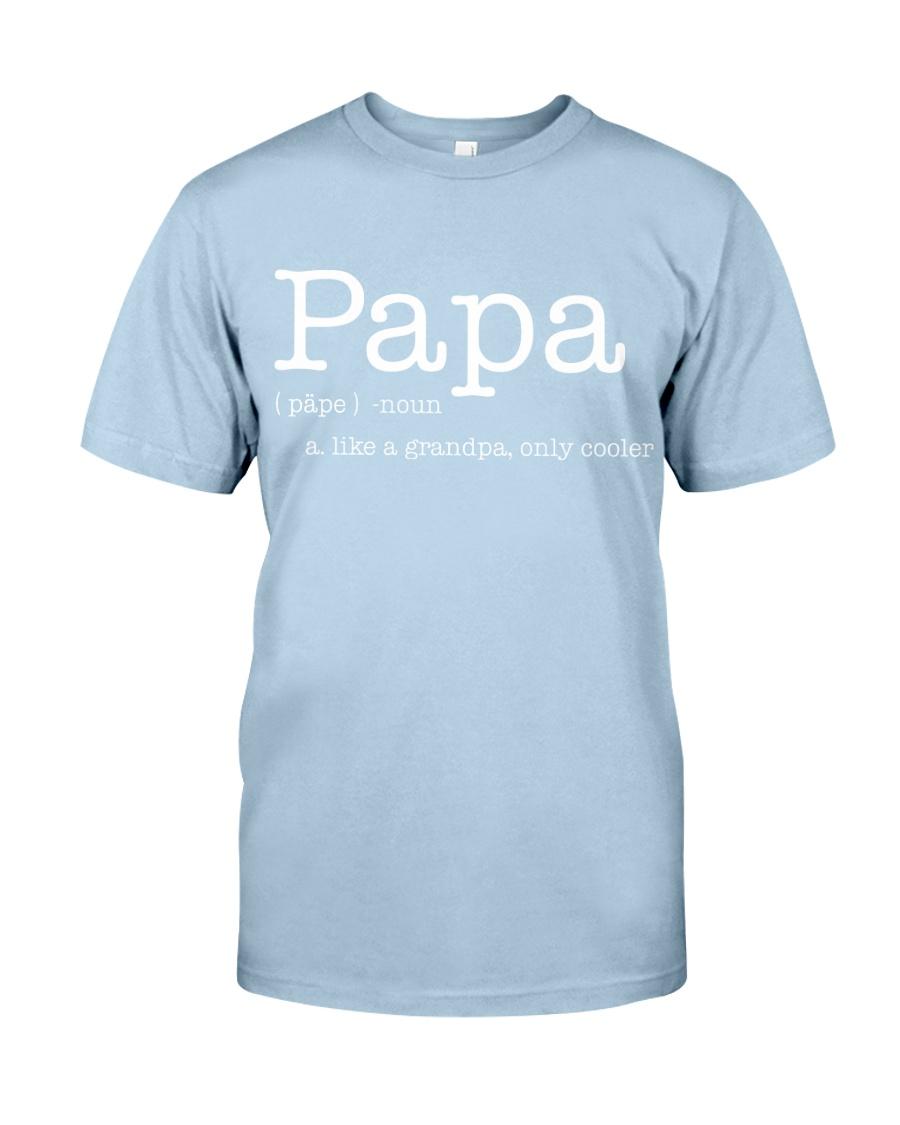 PAPA Classic T-Shirt