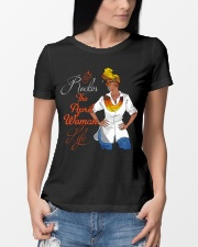 ROCKIN THE APRIL WOMAN LIFE Ladies T-Shirt lifestyle-women-crewneck-front-10