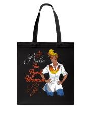 ROCKIN THE APRIL WOMAN LIFE Tote Bag thumbnail