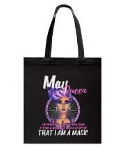 MAY QUEEN IS A MAGIC Tote Bag thumbnail