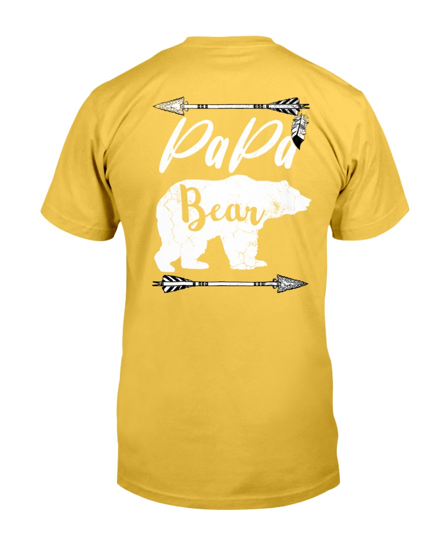 PAPA BEAR Classic T-Shirt showcase
