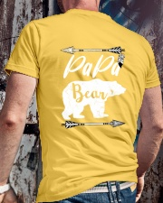 PAPA BEAR Classic T-Shirt lifestyle-mens-crewneck-back-2