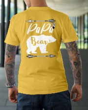 PAPA BEAR Classic T-Shirt lifestyle-mens-crewneck-back-3