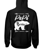 PAPA BEAR Hooded Sweatshirt thumbnail