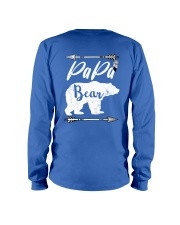 PAPA BEAR Long Sleeve Tee back