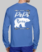 PAPA BEAR Long Sleeve Tee lifestyle-unisex-longsleeve-back-1