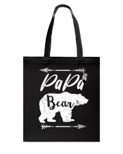 PAPA BEAR Tote Bag thumbnail