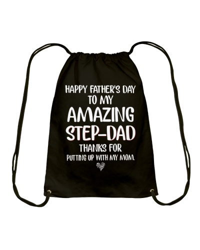 HAPPY FATHER'S DAY TO MY AMAZING STEP-DAD