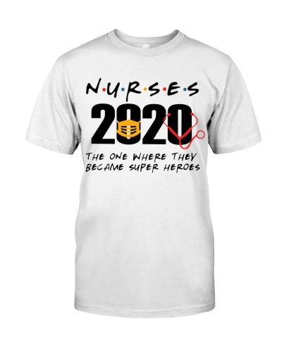 NURSES - THE ONE WHERE THEY BECAME SUPER HEROES