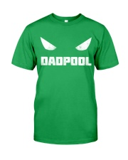 DADPOOL Classic T-Shirt front