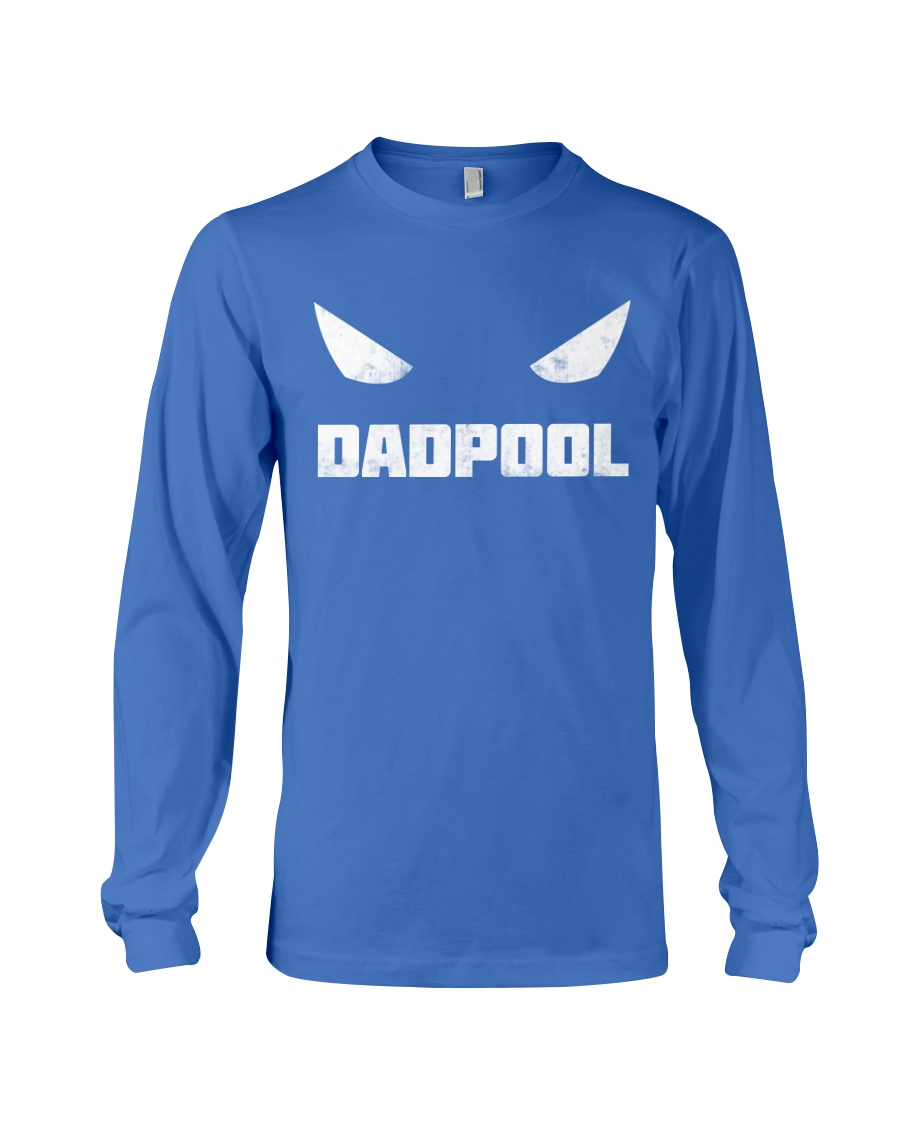 DADPOOL Long Sleeve Tee