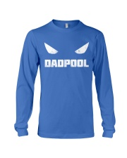 DADPOOL Long Sleeve Tee front