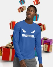 DADPOOL Long Sleeve Tee lifestyle-holiday-longsleeves-front-5