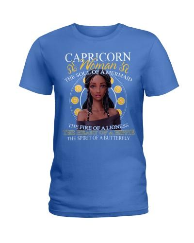 CAPRICORN WOMAN - THE SOUL OF A MERMAID