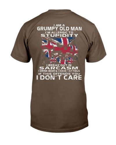 I AM A GRUMPY OLD MAN - UNITED KINGDOM